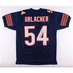 Brian Urlacher Signed Bears Jersey (Schwartz COA)