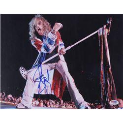 Steven Tyler Signed Aerosmith 11x14 Photo (PSA COA)