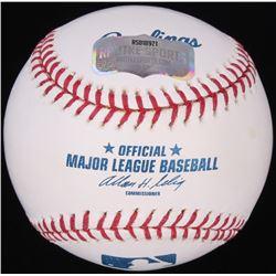 Frank Thomas Signed OML Baseball (Radtke Hologram)