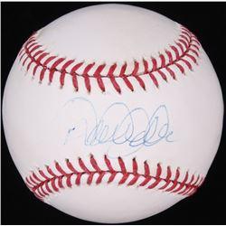 Derek Jeter Signed OML Baseball (Steiner Hologram  MLB Hologram)