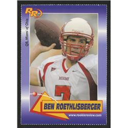 2004 Rookie Review #61 Ben Roethlisberger