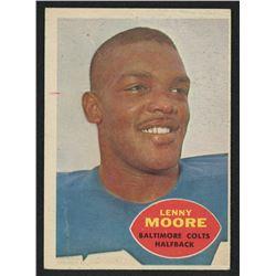 1960 Topps #3 Lenny Moore