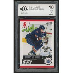 2010-11 Score #566 Jordan Eberle (BCCG 10)