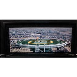 """Tiger Woods Signed LE """"Dubai"""" 17x35 Custom Framed Display (UDA COA)"""