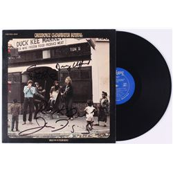 "John Fogerty, Doug Clifford,  Stu Cook Signed Creedence Clearwater Revival ""Willy and the Poor Boys"""