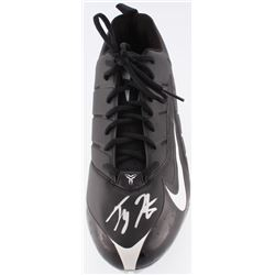 T. Y. Hilton Signed Nike Football Cleat (JSA COA)