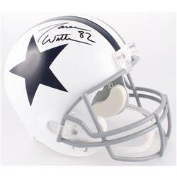Jason Witten Signed Cowboys Full-Size Helmet (Radtke COA)