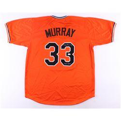 "Eddie Murray Signed Orioles Jersey Inscribed ""HOF 2003"" (JSA COA)"