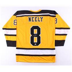 Cam Neely Signed Orioles Jersey (JSA COA)