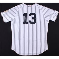 Alex Rodriguez Signed Yankees 2008 MLB All-Star Game Jersey (MLB Hologram  Rodriguez COA)