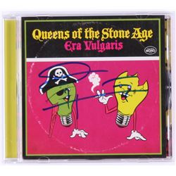 "Josh Homme Signed ""Era Vulgaris"" CD Album (PSA COA)"