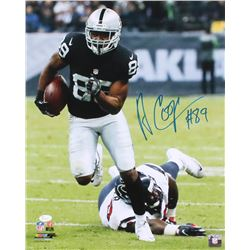 Amari Cooper Signed Raiders 16x20 Photo (JSA COA)