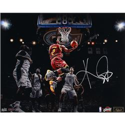 Kyrie Irving Signed Cavaliers LE 16x20 Photo (Panini COA)