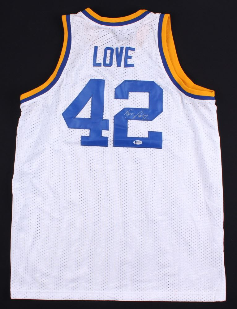 info for a0bed f5498 Kevin Love Signed UCLA Bruins Jersey (Beckett COA)