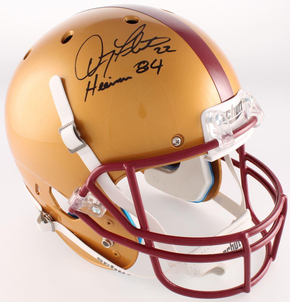 Doug Flutie Signed Boston College Eagles Full-Size Helmet