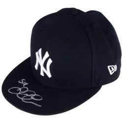 """Didi """"Sir Didi"""" Gregorius Signed Yankees New Era Baseball Hat (Fanatics Hologram)"""