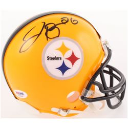 Le'Veon Bell Signed Steelers Mini-Helmet (PSA COA)