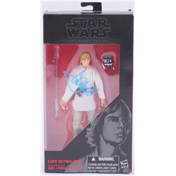 "Mark Hamill Signed Star Wars ""Luke Skywalker"" Action Figure (Radtke COA)"