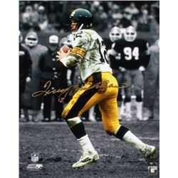 Terry Bradshaw Signed Steelers 16x20 Photo (Radtke Hologram)
