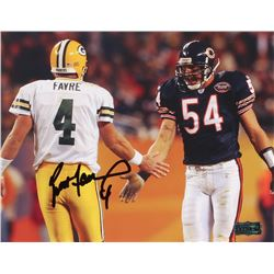 Brett Favre Signed Packers 8x10 Photo (Radtke Favre COA)