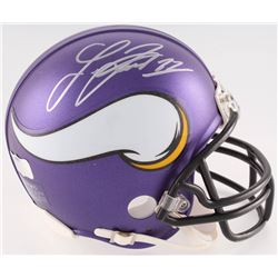 Laquon Treadwell Signed Vikings Mini-Helmet (Radtke COA)