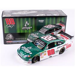 Dale Earnhardt Jr. Signed 2008 #88 Amp Energy / Mt. Dew 1:24 LE Premium Action Diecast Car (Dale Jr.