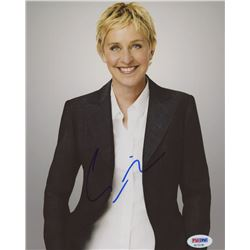 Ellen DeGeneres Signed 8x10 Photo (PSA COA)