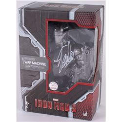 "Stan Lee Signed ""Iron Man 3"" War Machine Marvel Select Action Figure (Radtke COA  Lee Hologram)"