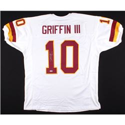 Robert Griffin III Signed Redskins Jersey (PSA COA)
