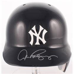 Alex Rodriguez Signed Yankees Full-Size Batting Helmet  (Steiner COA)
