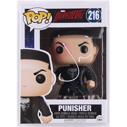 "Jon Bernthal Signed ""The Punisher"" Funko Pop Vinyl Figure (Radtke COA)"