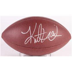 Kurt Warner Signed NFL Football (JSA COA)