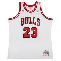 Michael Jordan Signed Limited Edition 1997 NBA Finals Jersey (UDA COA)