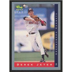 1993 Classic / Best #91 Derek Jeter