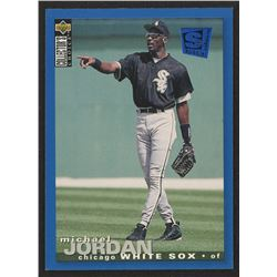 1995 Collector's Choice SE #238 Michael Jordan
