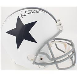 Michael Irvin Signed Cowboys Full-Size Helmet (Radtke COA)