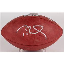 Tom Brady Signed Official Super Bowl XLIX Game Ball (Tristar Hologram)