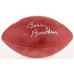 Bobby Bowden Signed Official NCAA Football (Radtke COA)
