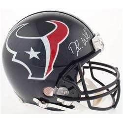 Deshaun Watson Signed Texans Full-Size Authentic On-Field Helmet (Watson Hologram  Beckett COA)