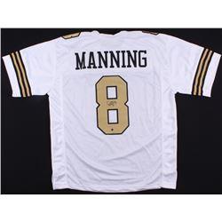 Archie Manning Signed Saints Jersey (Steiner COA)
