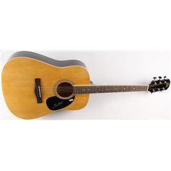 Sam Hunt Signed Full-Size Rogue Acoustic Guitar (PSA COA)