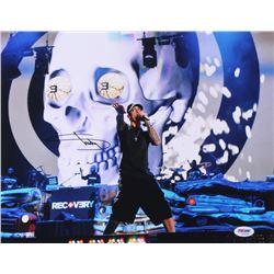 Eminem Signed 11x14 Photo (PSA LOA)