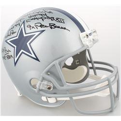 Randy White Signed Cowboys Full-Size Helmet With (6) Inscriptions (JSA COA  Radtke COA)