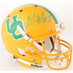 Marcus Mariota Signed Oregon Ducks Throwback Full-Size Helmet (Radtke COA  Mariota Hologram)