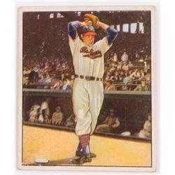 1950 Bowman #6 Bob Feller