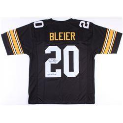"Rocky Bleier Signed Steelers Jersey Inscribed ""4x SB Champs"" (JSA COA)"