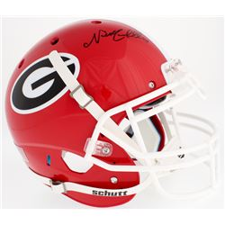 Nick Chubb Signed Georgia Bulldogs Full-Size Authentic On-Field Helmet (Radtke COA)