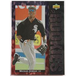 1994 Upper Deck #19 Michael Jordan RC