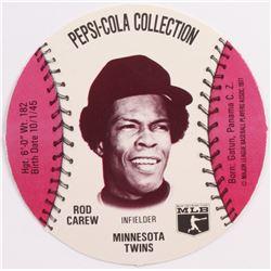 1977 Pepsi Glove Discs #2 Rod Carew