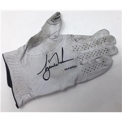 Tiger Woods Signed Tournament-Used Nike Golf Glove (UDA COA)